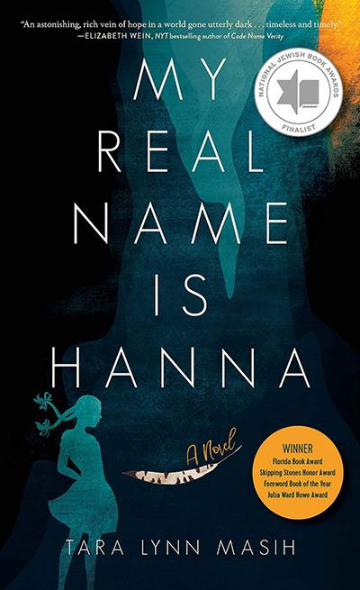 Tara Lynn Mashi - My Real Name is Hanna readathon